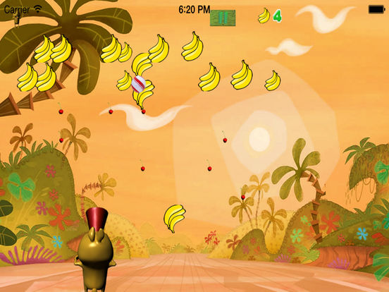Banana Hero - A Fun Monkey Game screenshot 7
