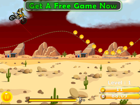 Mad Skills Trial Motocross Pro - Xtreme Bike screenshot 10