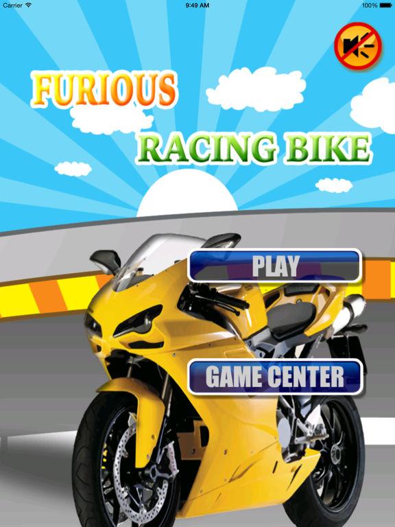 Furious Racing Bike screenshot 6