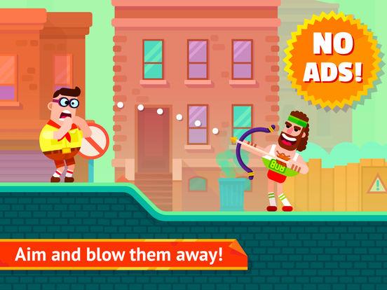 Bowmasters (Ad Free) screenshot 6