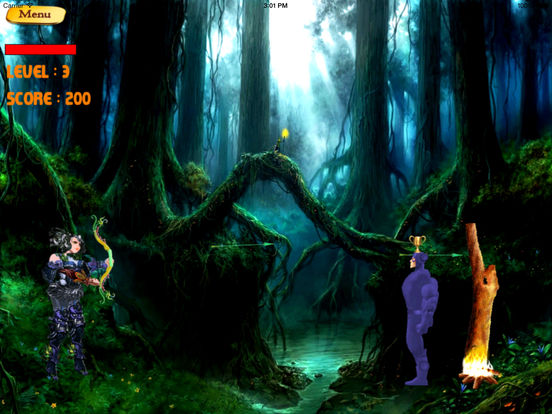 Archer Elven The Legend Pro - Shooting Of Great Power screenshot 7