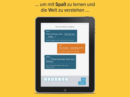 L Sprachkurs von Langenscheidt screenshot 9