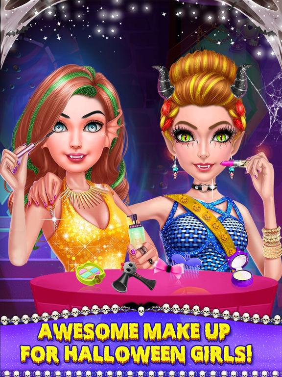 Halloween Dream Salon screenshot 10