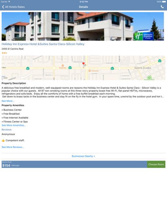 i4sanjose - San Jose Hotels & Yellow Pages screenshot 8