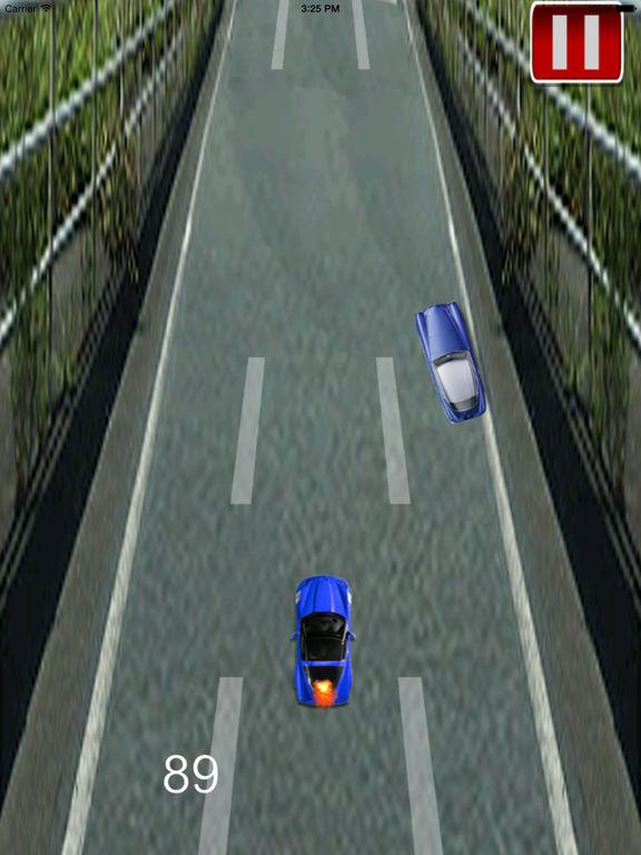 A Furios Car In A Fast City - A Crazy Adventure On Wheels screenshot 9