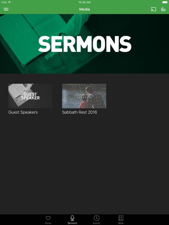 Freedom Fellowship Church NB screenshot 5