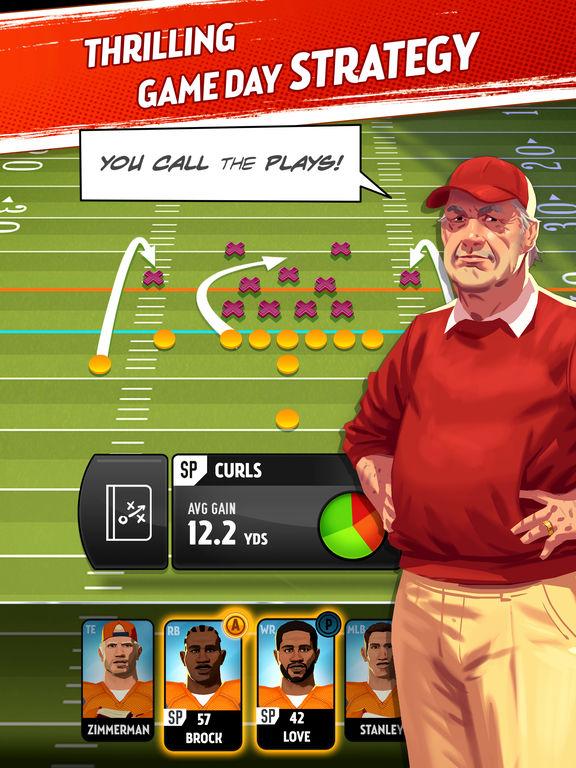 Rival Stars College Football screenshot 8