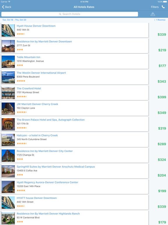 i4denver - Denver Hotels & Yellow Pages Directory screenshot 7
