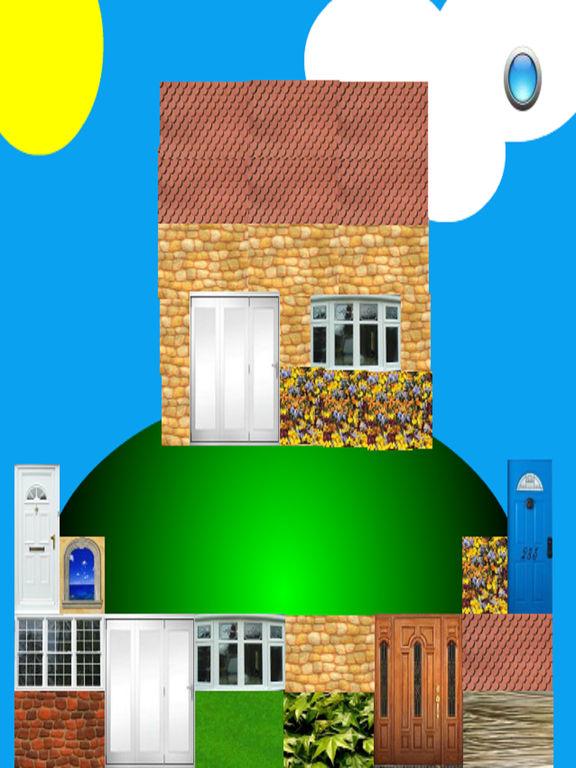 Kid's DIY House Builder screenshot 5