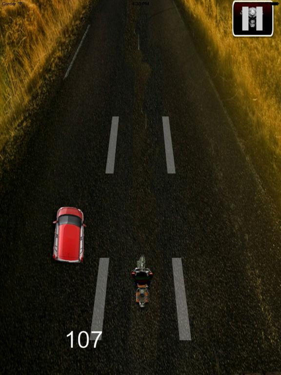 Real Biker Chase - Incredible Motorcycle Old Game screenshot 7