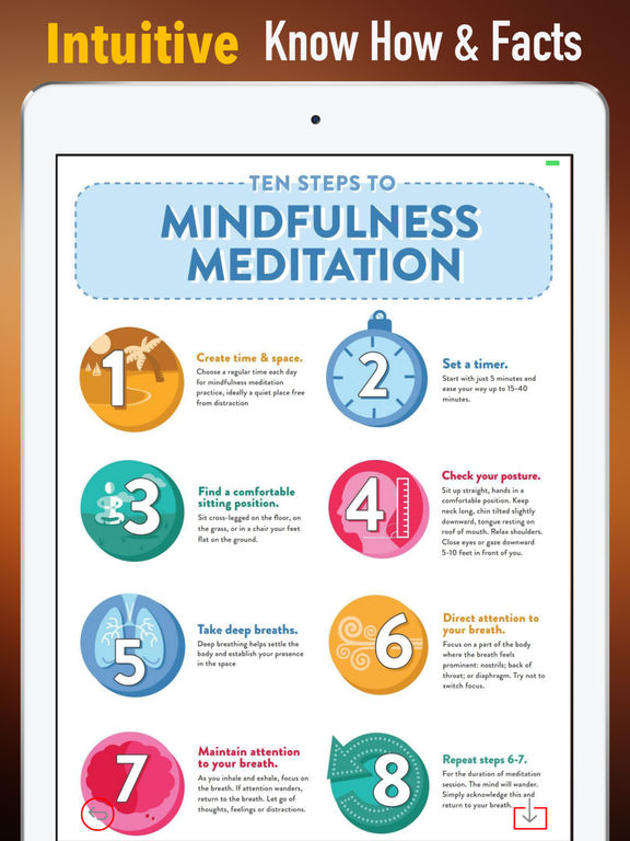 Mindfulness Exercises for Kids-Parents Guide screenshot 5