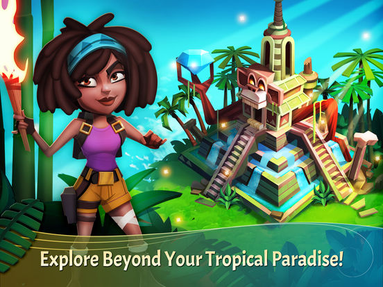 FarmVille 2: Tropic Escape screenshot 7