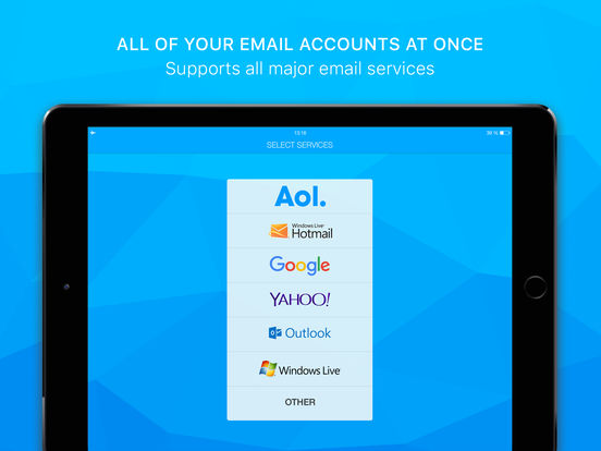 Email App for AOL Mail | Apps | 148Apps