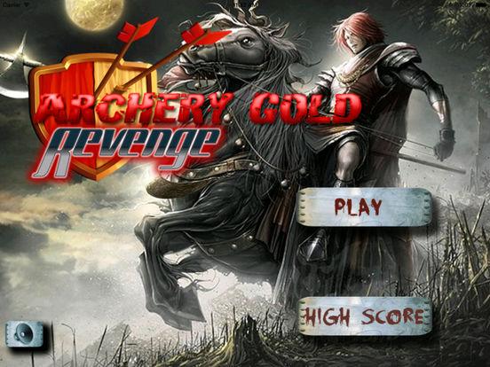 Archery Gold Revenge Pro - Best Archer Tournament screenshot 6