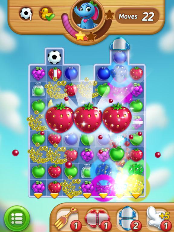 Fruits Mania : Elly's travel screenshot 6