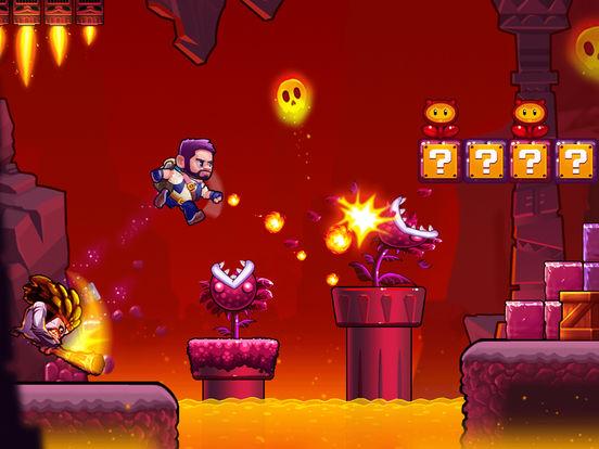 Super Mushroom World screenshot #3