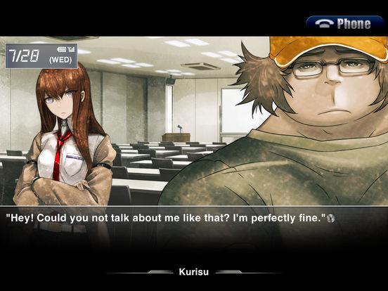 STEINS;GATE HD EN screenshot 3