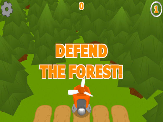 Forest intruders screenshot 7