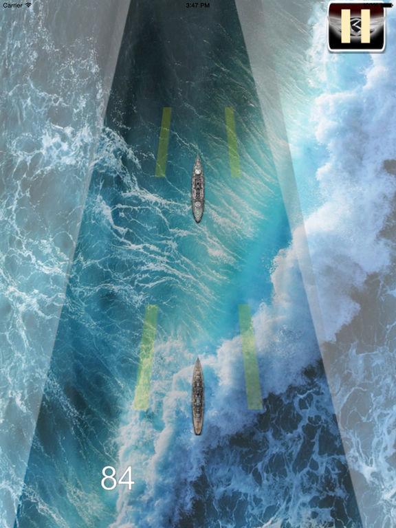 Adrenaline In Seas Addictive Pro - Battleship Hypnotic Beast Game screenshot 10