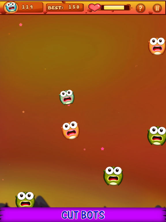 Falling Bots Pro screenshot 9