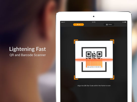 QR Scanner - QR Code Reader and Barcode Scanner | Apps | 148Apps