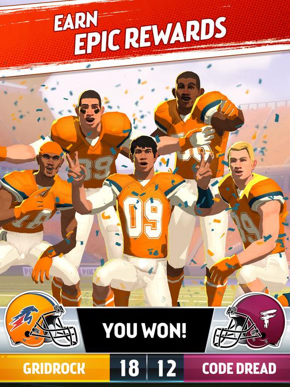 Rival Stars College Football screenshot 10