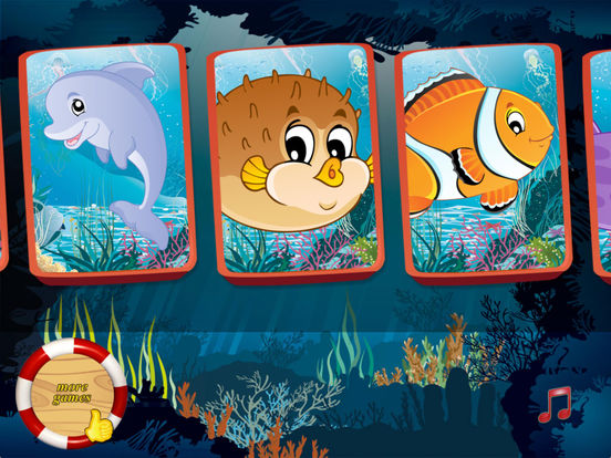 Ocean Puzzle for kids & toddlers (Premium) screenshot 7