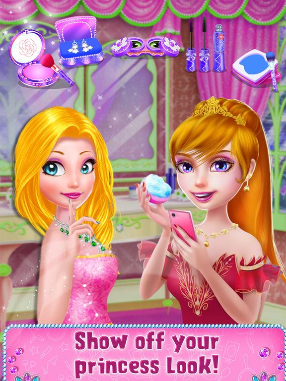 Princess Fashion Doll Makeover screenshot 7