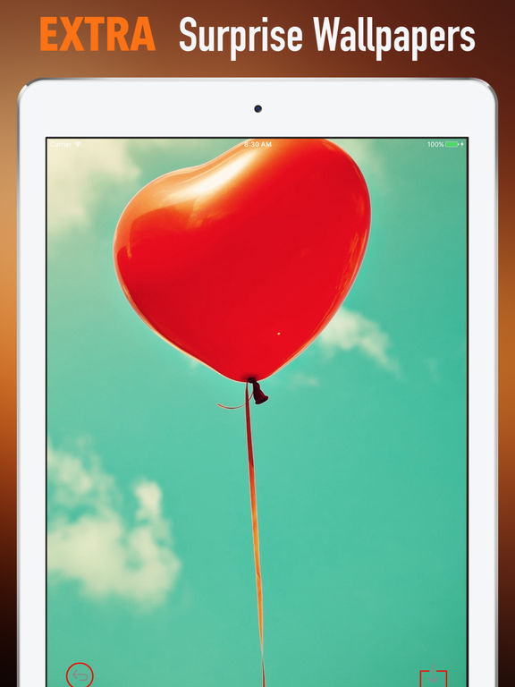 Red Balloon Wallpapers HD- Quotes and Photography screenshot 8