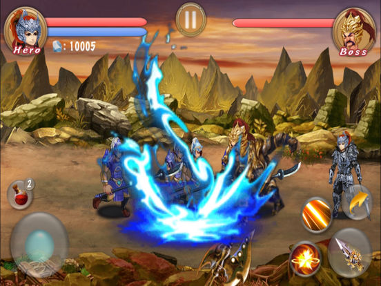 ARPG-Blade Of Dragon Hunter Pro screenshot 7