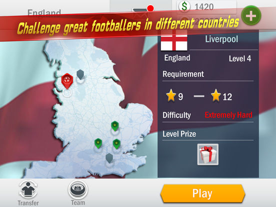 Soccer Shootout: Penalty Kick screenshot 8
