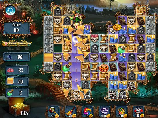 Magic Halloween Free screenshot 5