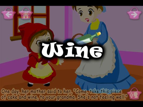 Little Red Riding Hood (Kids Story Book) screenshot 9