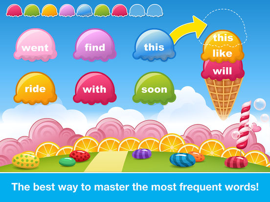 Sight Words ABC Games for Kids screenshot 8