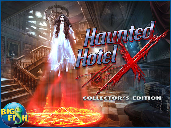 Haunted Hotel: The X screenshot 10