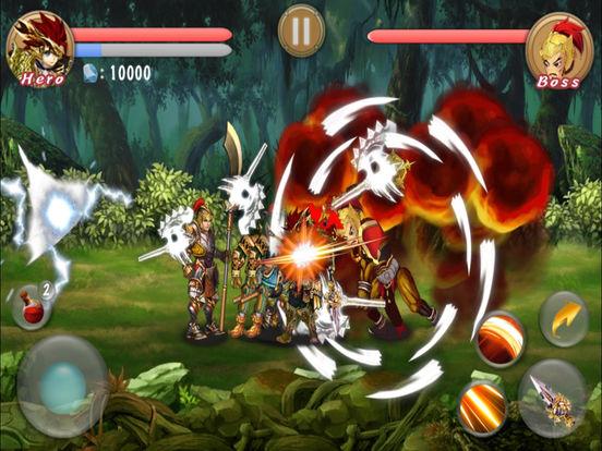 RPG-Shadow Sword screenshot 10
