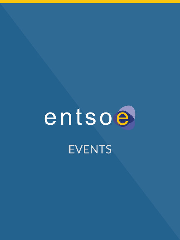 ENTSO-E Events screenshot 4