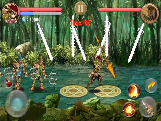 RPG-Shadow Sword screenshot 7