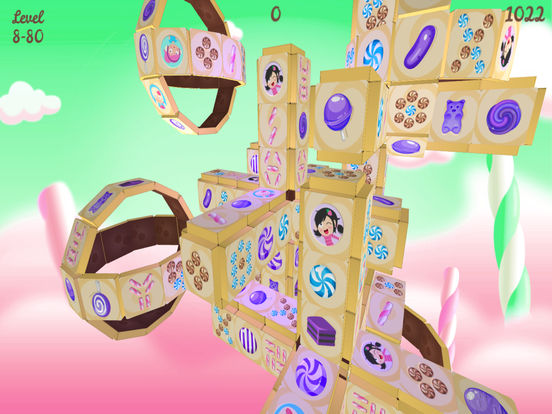 Sweet Candy Mahjong Free screenshot 7