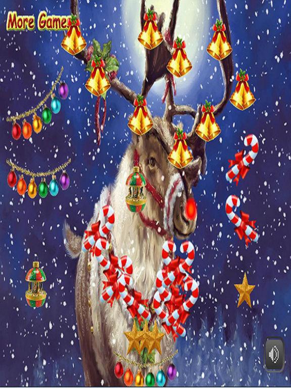 Kid's Christmas Reindeer Dress Up screenshot 2