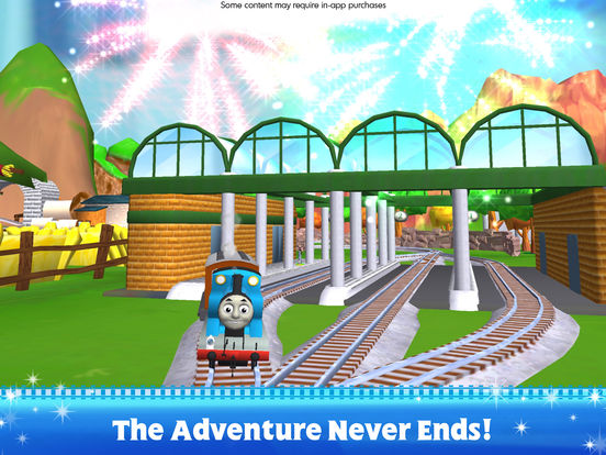 Thomas & Friends: Magic Tracks screenshot 9
