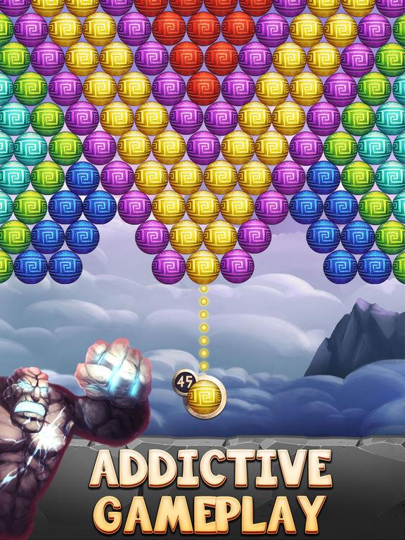 Bubble Shooter Titan screenshot 9