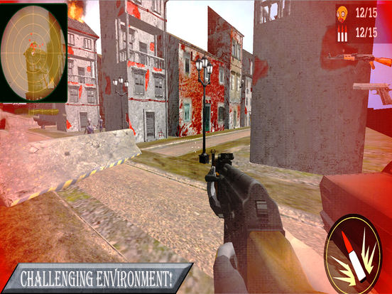 Evil Shooter : Killing The Zombies screenshot 4