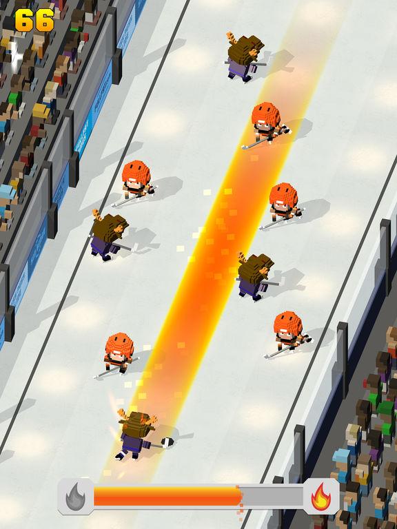 Blocky Hockey screenshot 8