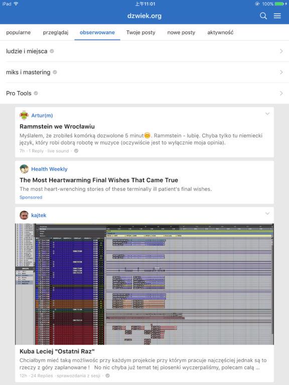 dzwiek.org screenshot 5