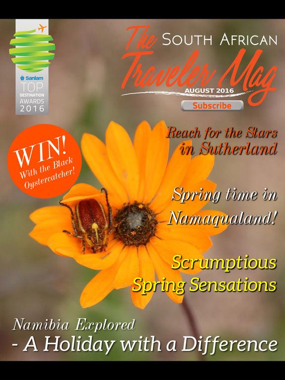The South African Traveler Mag screenshot 6