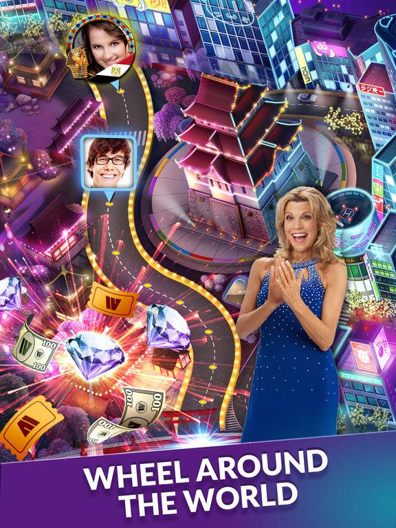 Wheel of Fortune: Free Play screenshot 10