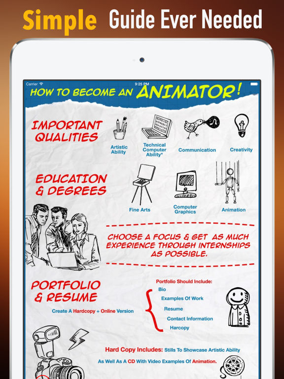 Animators for Beginner:Survival,Design and Manual screenshot 7