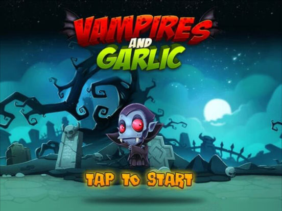 Vampires and Garlic screenshot 5
