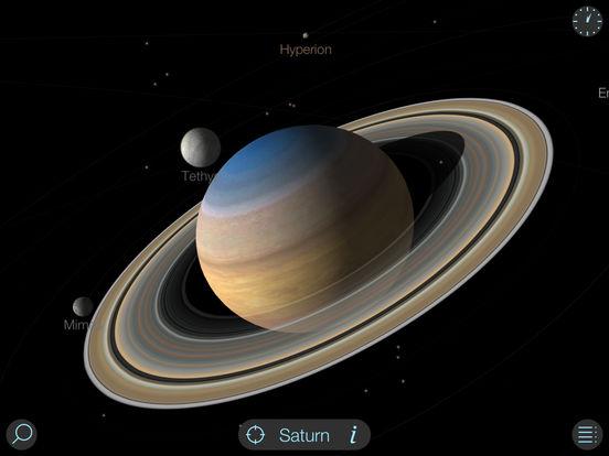 Solar Walk Lite:Planetarium 3D screenshot 7